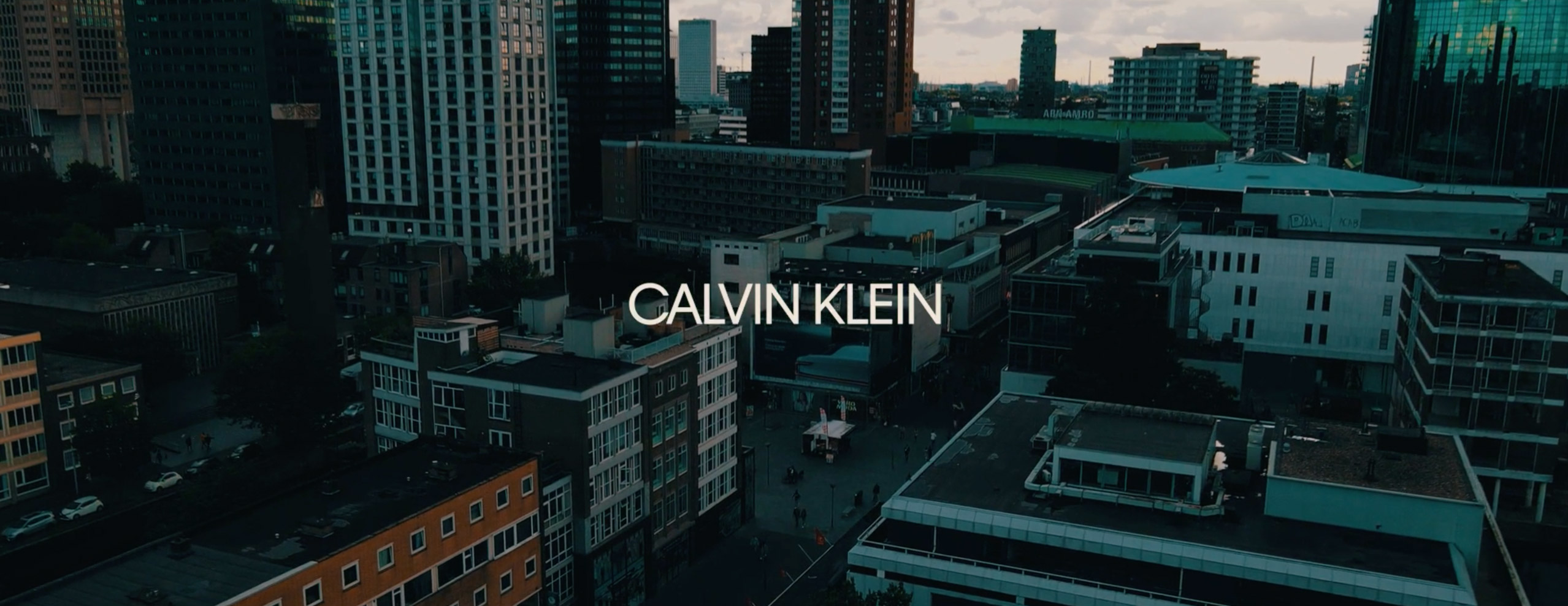 Calvin Klein - Autumn Short Commercial